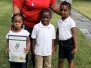 Head Start Kids Accept City Proclamation
