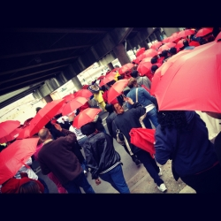 Red Umbrella March