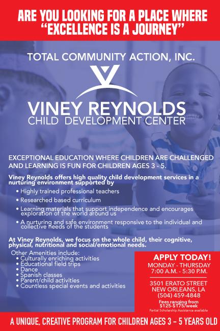 Viney Reynolds | Total Community Action